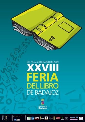 Feria del Libro de Badajoz 2009