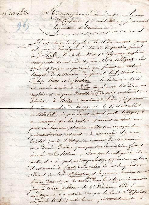 Informe Phillipon 20 Septiembre 1811
