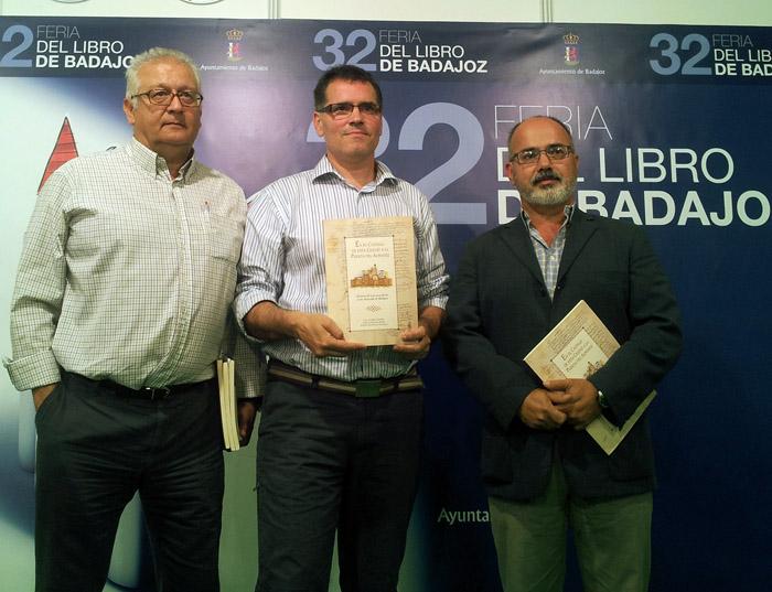 Álvaro Meléndez, Carlos Sánchez y Juan Altieri