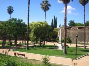 Parque de los Sitios de Badajoz
