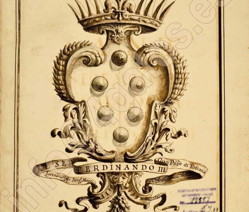 ¿Qué es el Atlas Medici de Lorenzo Possi?