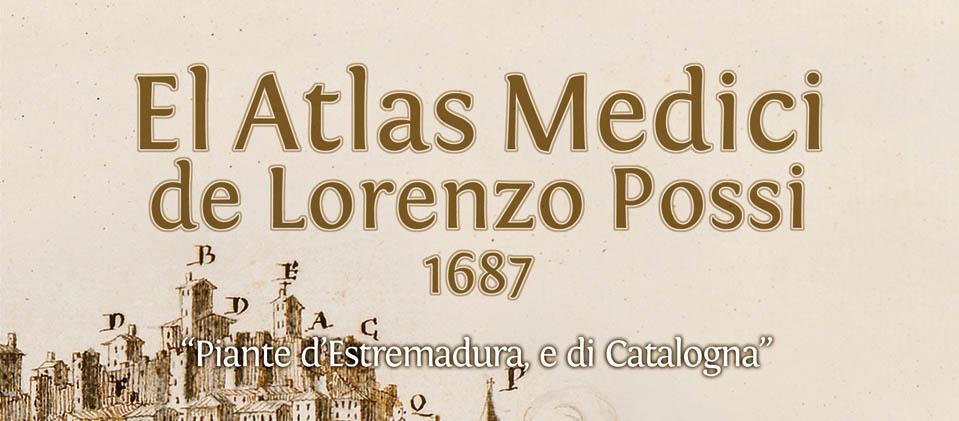Presentación del Atlas Medici de Lorenzo Possi