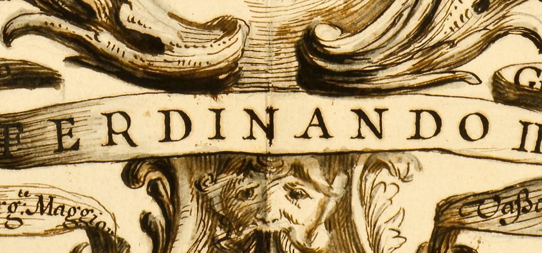 Presentación del Atlas Medici de Lorenzo Possi en Roma