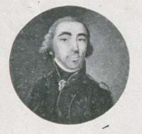 Retrato del General Bourgeat