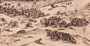Un episodio del asedio