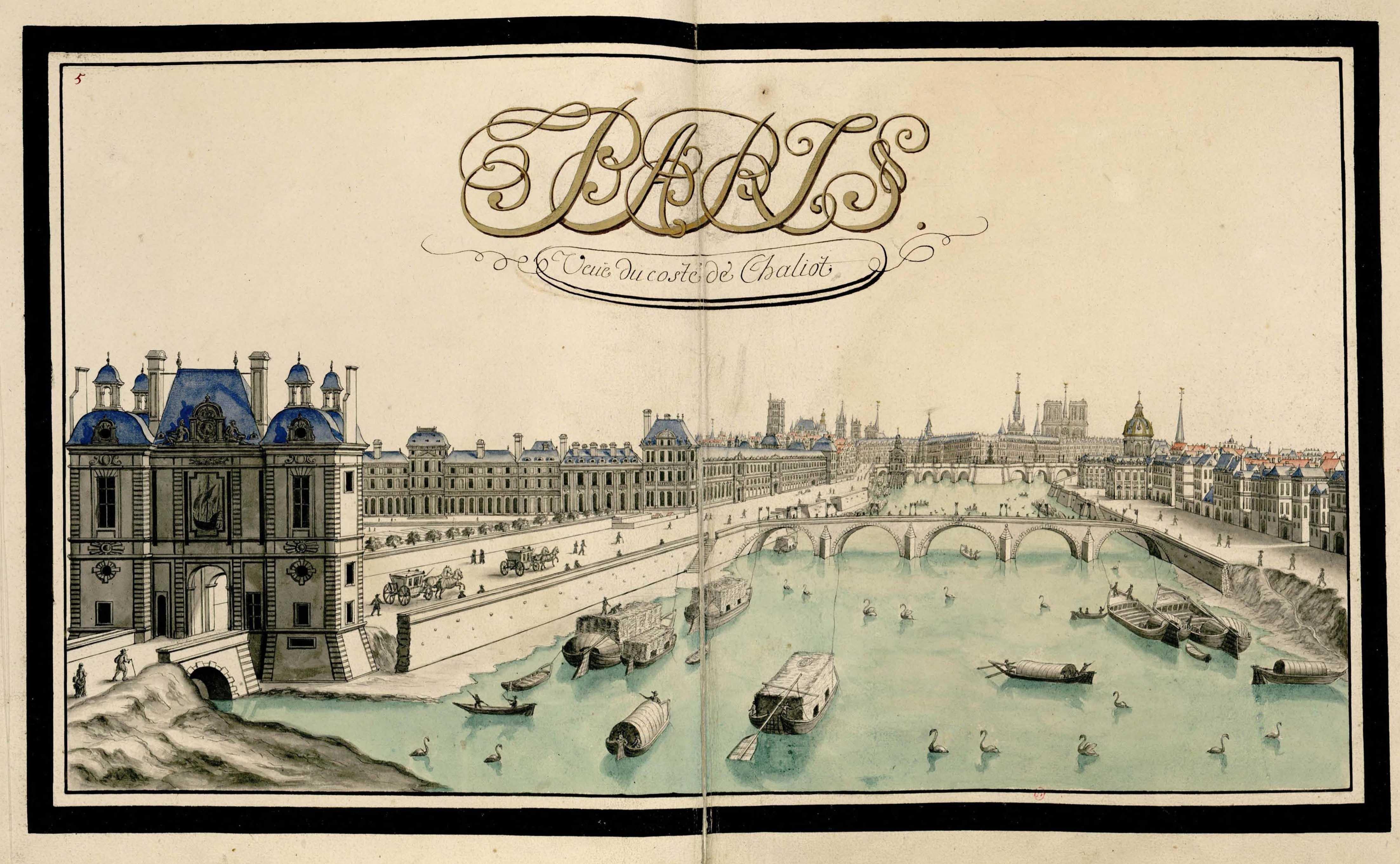 Parí, por Jacques Pennier