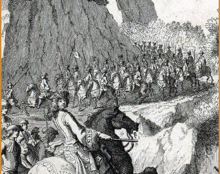 Nueva publicación: Los dibujos de Filippo Pallotta de la campaña de Portugal de 1704