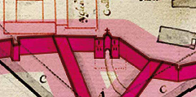 Puerta medieval de la Trinidad