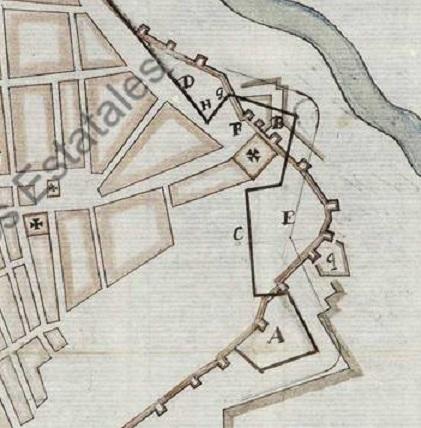 Proyecto de Francisco Domingo 1679
