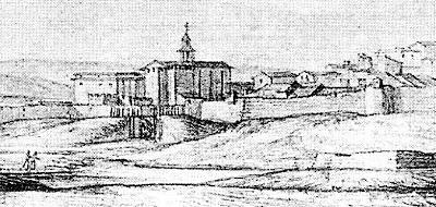 Vista de Pier Maria Baldi de 1669