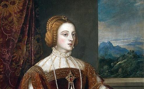 Microhistoria: Una emperatriz en Badajoz